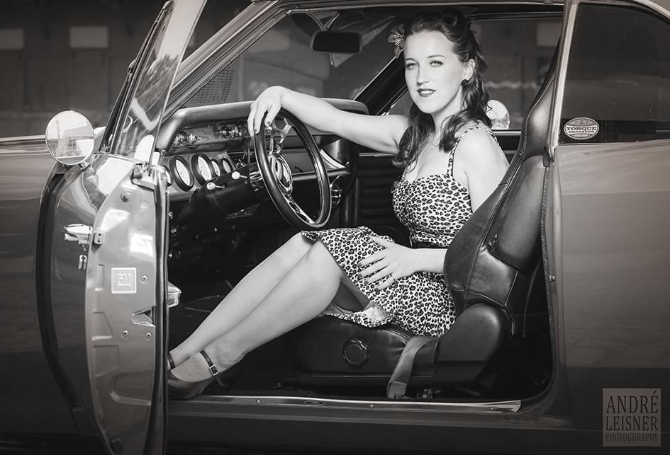 1950er Shooting