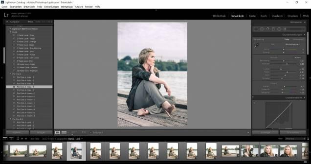 Lightroom-Presets für Fotografen