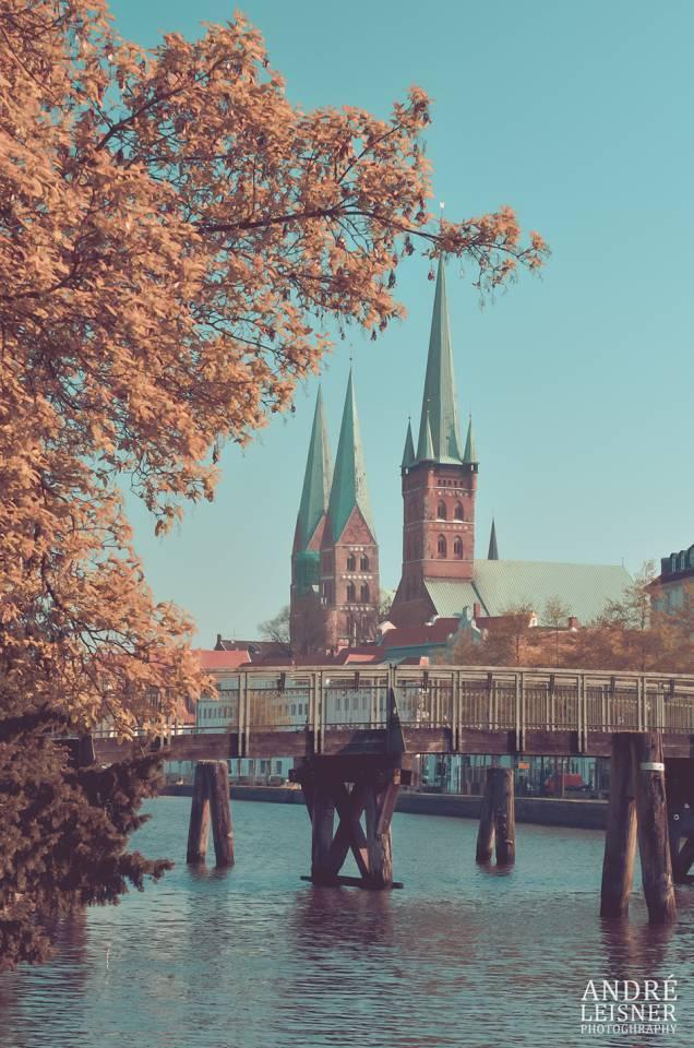 Lübeck im Herbst
