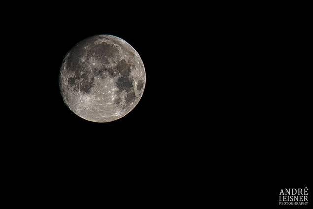Mondfotografie