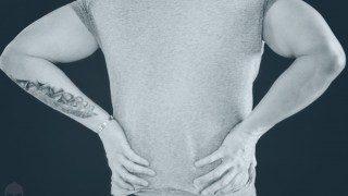 Rückenschmerzen als Fotograf