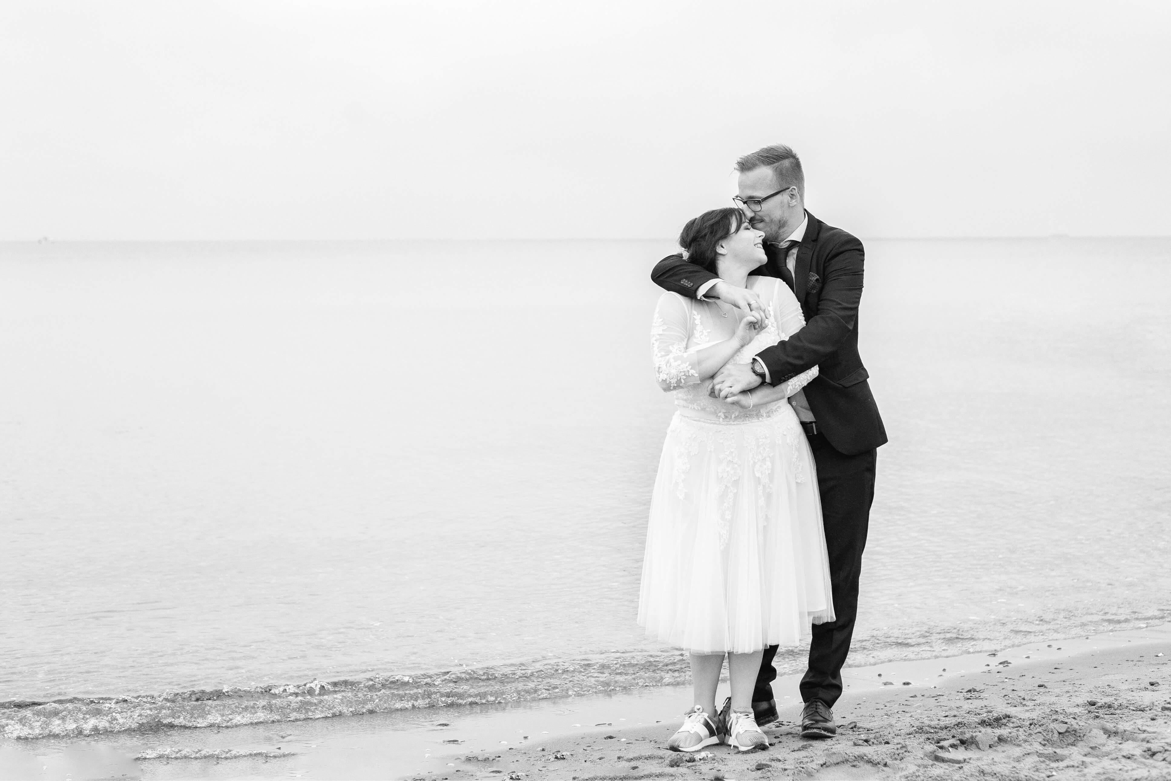 Hochzeitsreportage in Niendorf