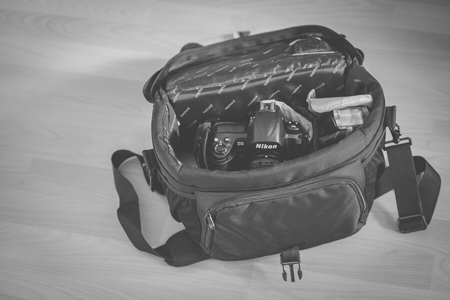 Fotoausrüstung Kameraversicherung