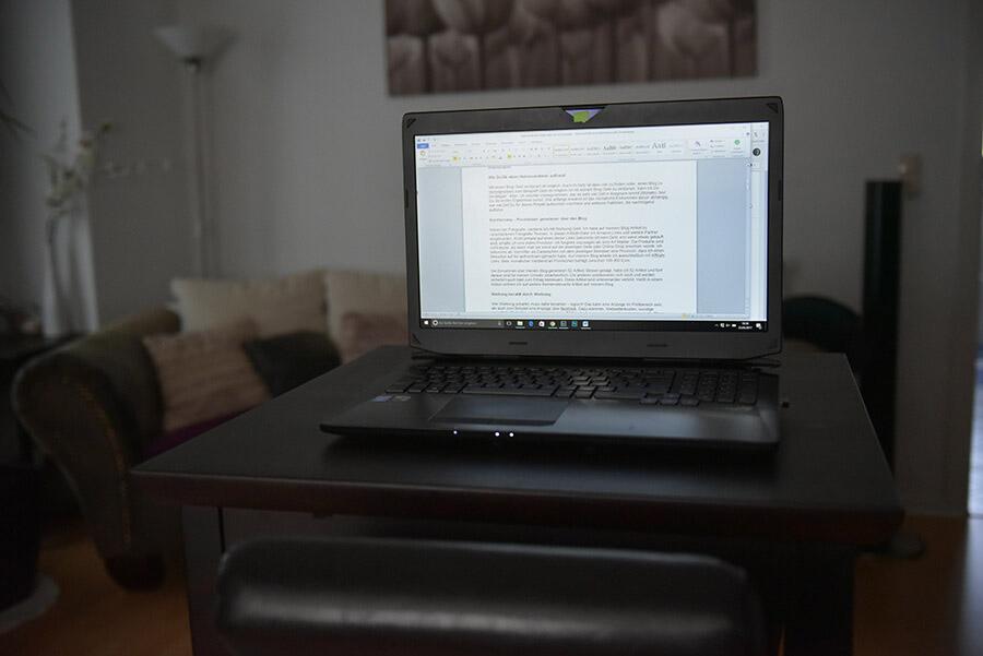 Blog als passives Einkommen