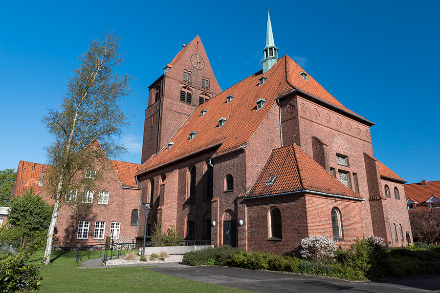 St.-Gertrud-Kirche Lübeck