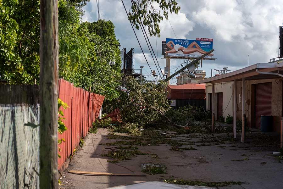 Irma verschont weitestgehend Miami