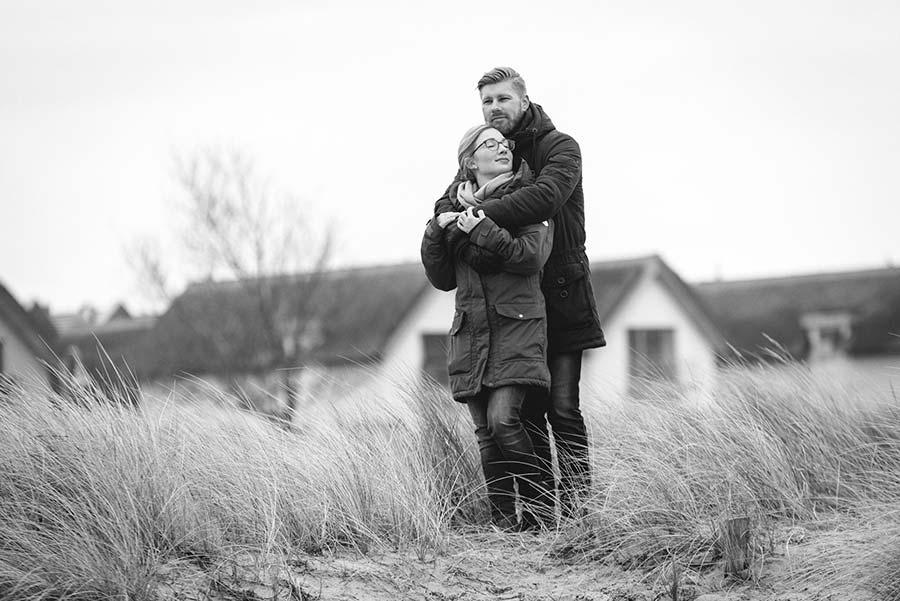 Empathie zwischen Fotograf und Hochzeitspaar