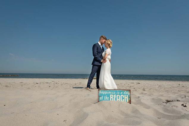 Hochzeit in Heiligenhafen