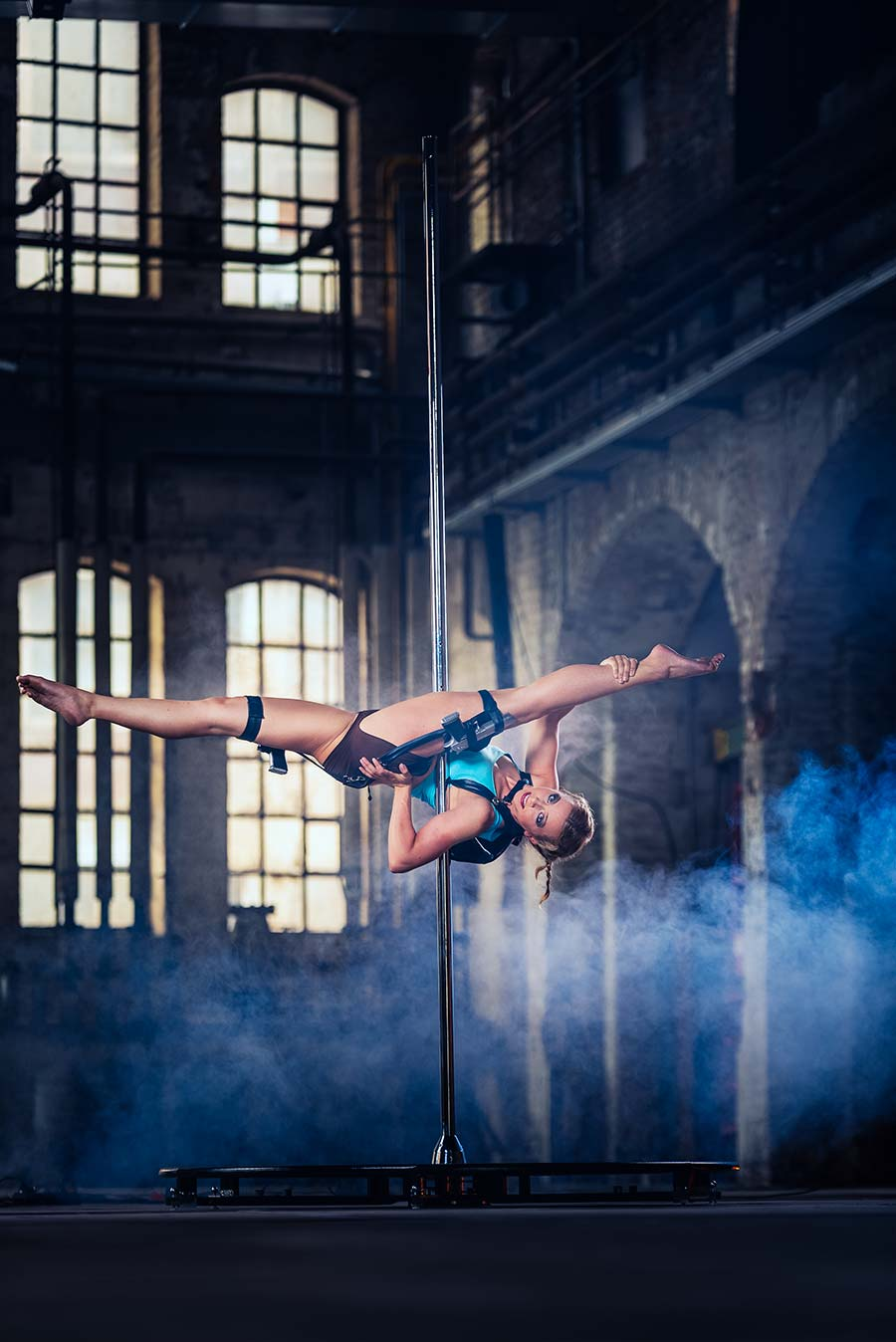 Pole Dance Shooting