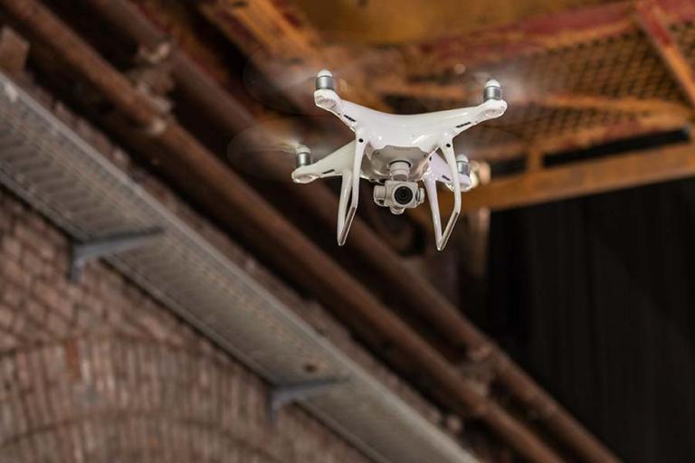 Drohnenfotografie