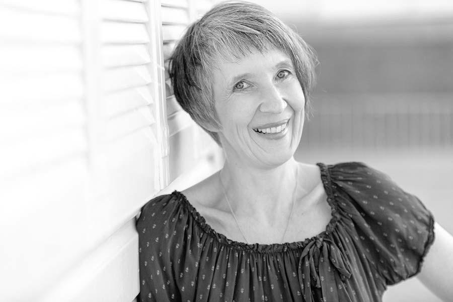 Schriftstellerin Lena Johannson