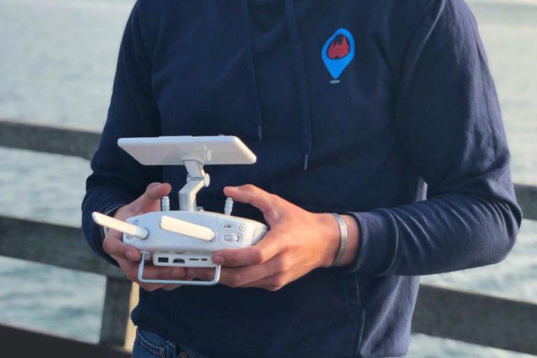 Ruhe bewahren bei Drohnenflügen