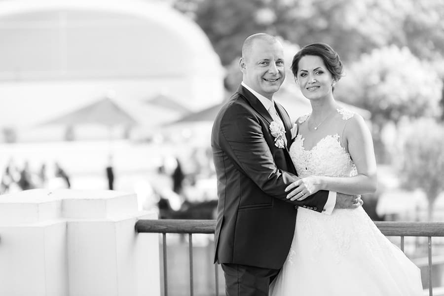 Deluxe Hochzeitsfotografie