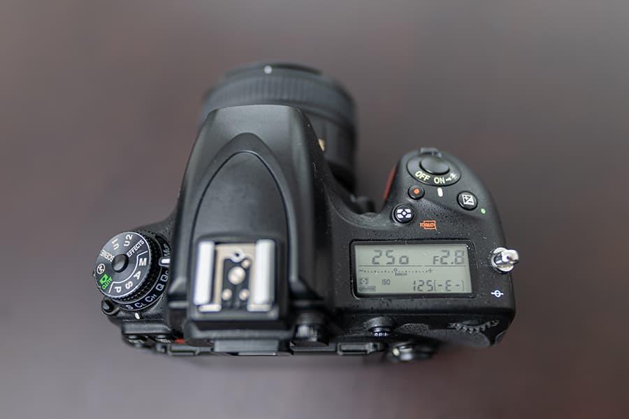 Garantieleistung Nikon D750