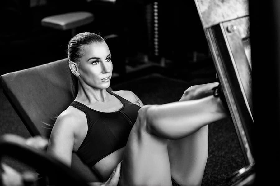 Wahl des Fitness-Models