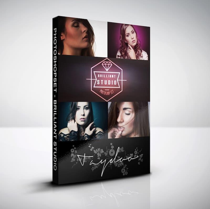 Werbung: Brilliant Studio – Photoshop Set - Bei Taydoo kaufen