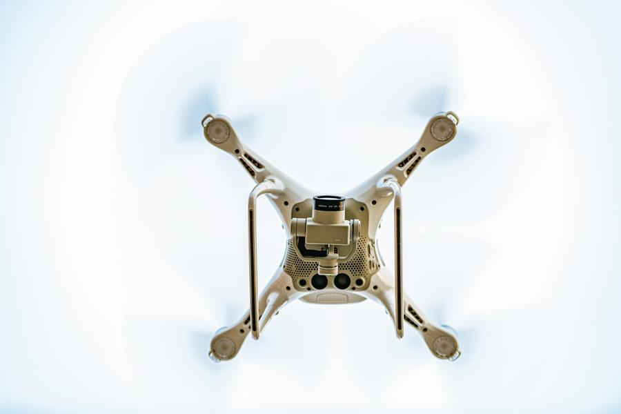 Propellergeräusch Phantom 4 Pro