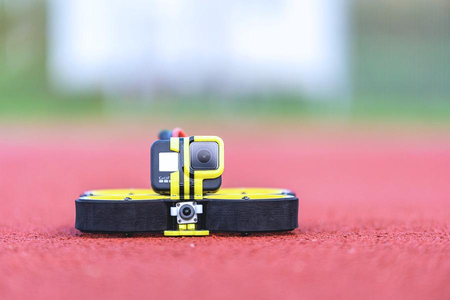 Cinewhoop BumbleBee - FPV Drohne