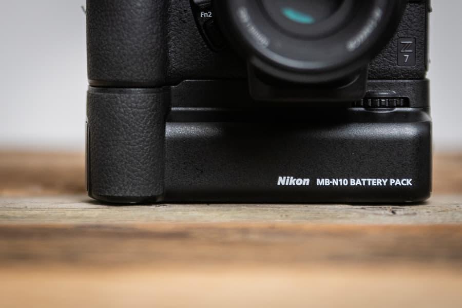 Batteriegriff Nikon Z7