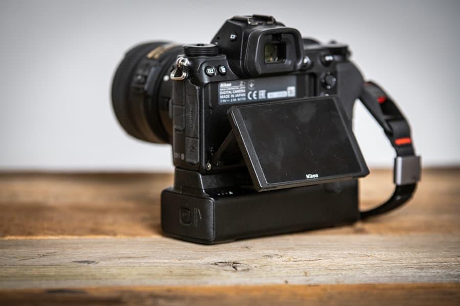 Klappdisplay Nikon Z7