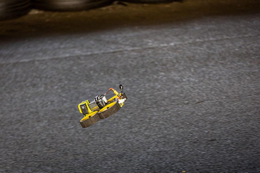 Schneller fliegen mit einer FPV Drohne