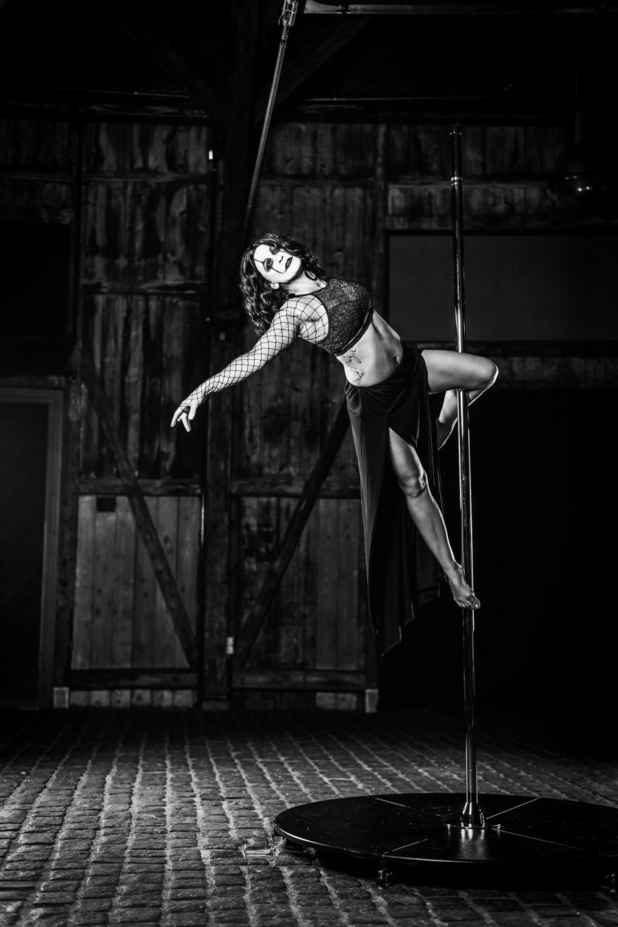 Pole Dance Fotograf