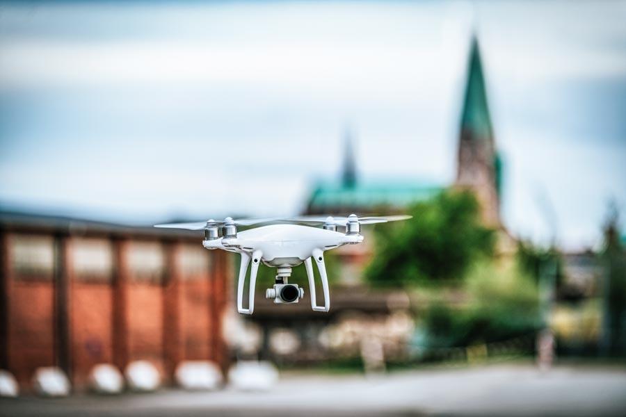 Typische Aufgabengebiete einer Drohne