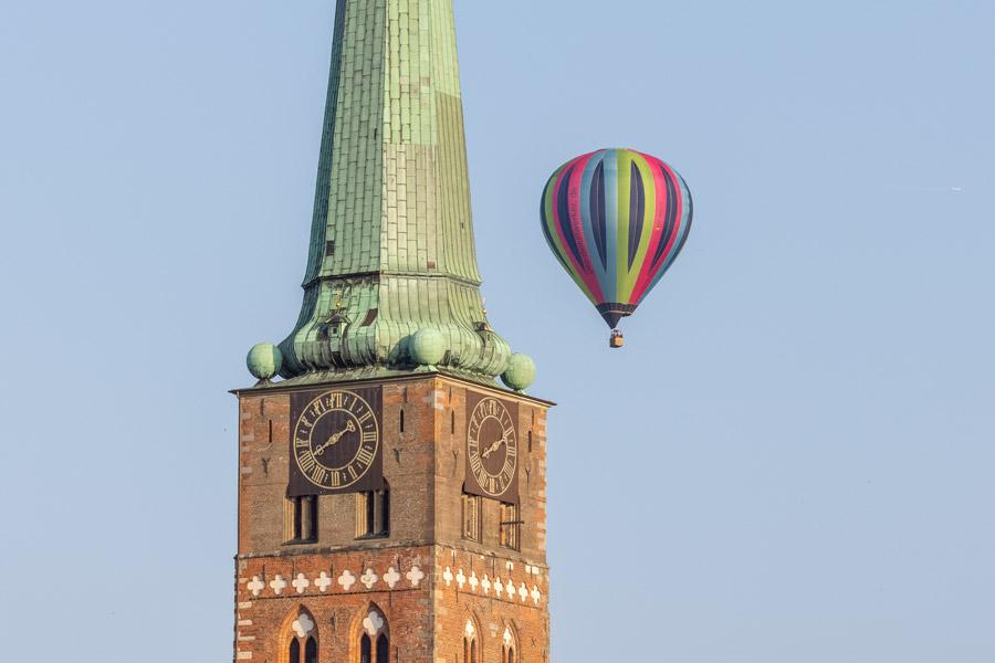Überblick aus der Luft