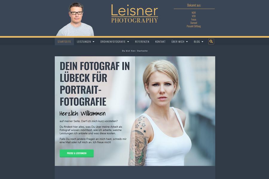Webseite als Kundenmagnet