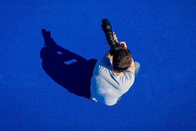 Wie wird man Fotograf?