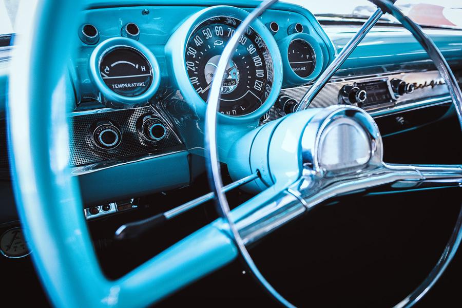 Kameraeinstellungen für die Autofotografie