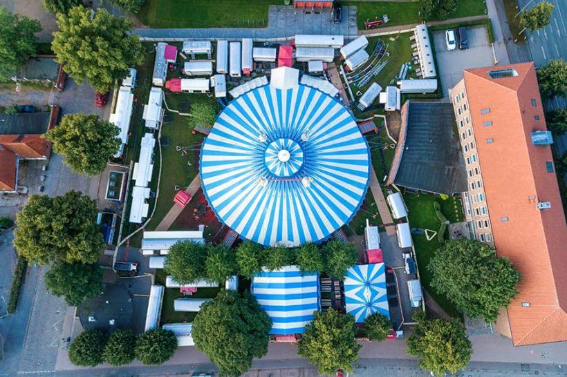 Optimal fotografieren aus der Luft
